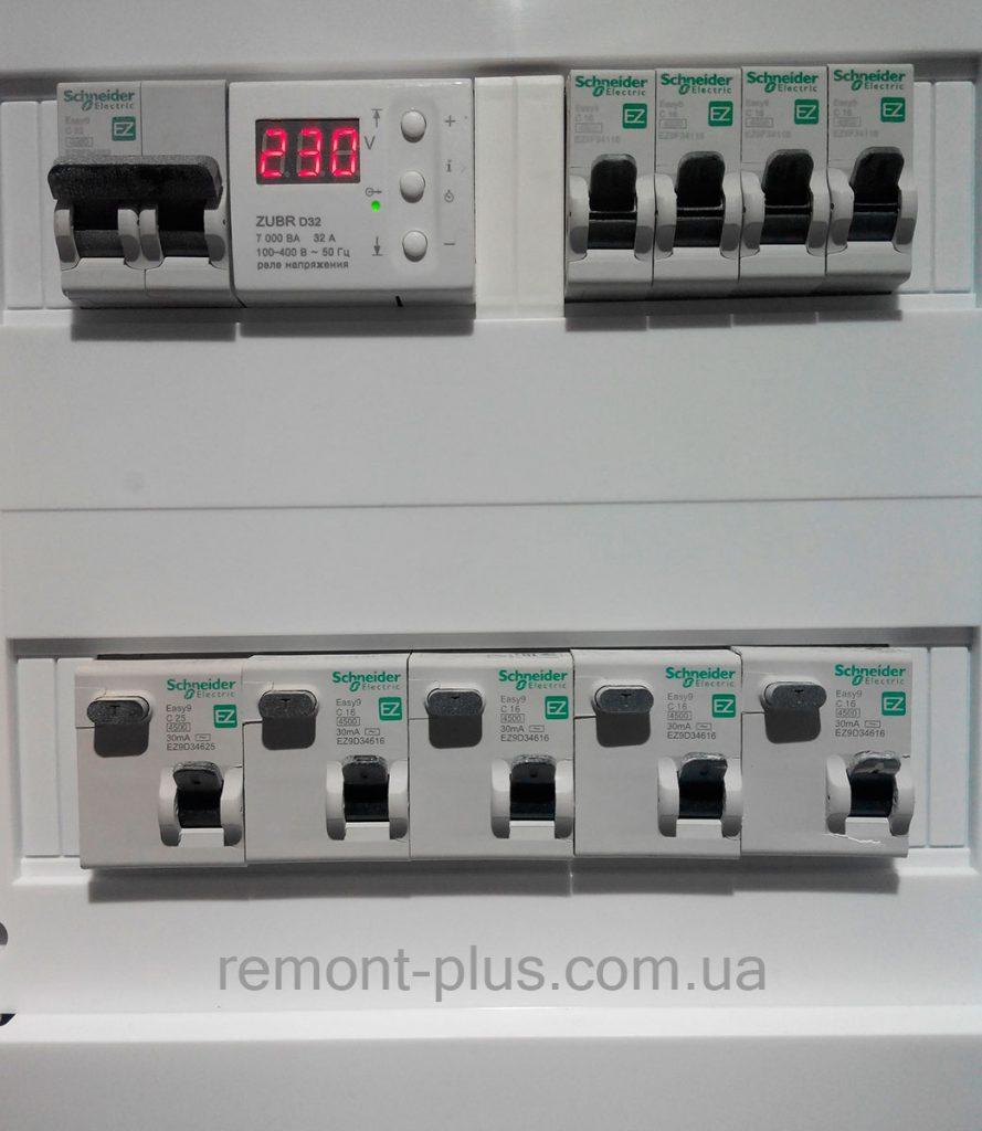 Электричество под контролем. Так выглядит электрическое спокойствие