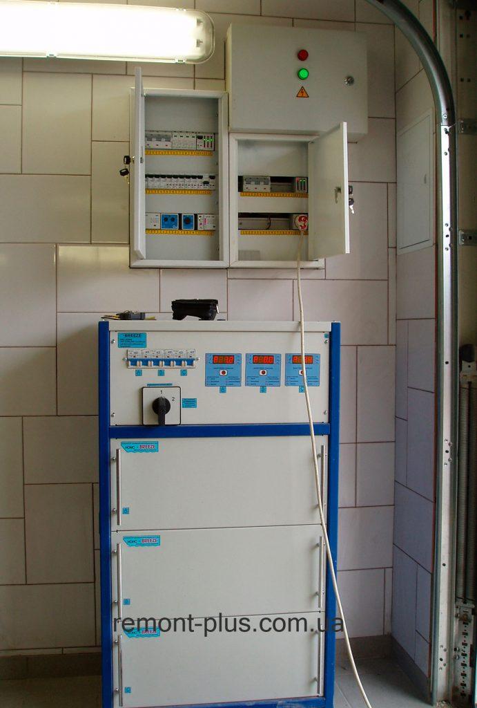 стабилизатор на страже электрического спокойствия