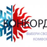 КОНКОРД партнер SGroup проекта remont-plus.com.ua