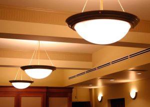 управление освещением с помощью выключателей