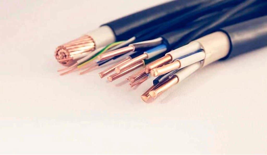 виды электрических кабелей для бытового применения