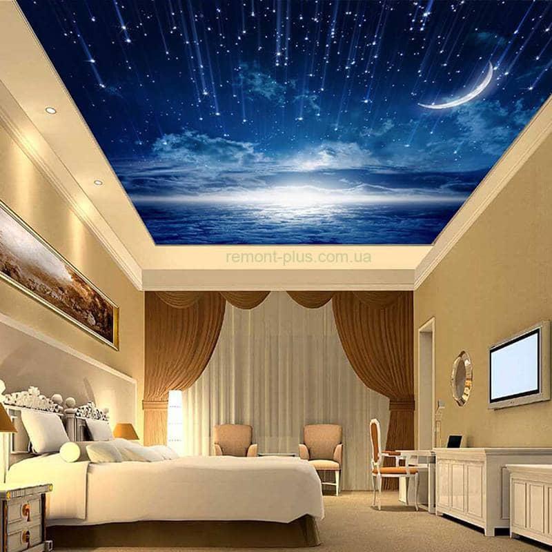 цвет и освещение в спальне