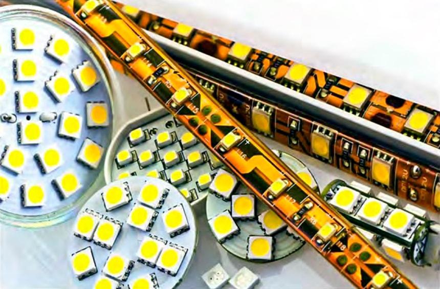 ассортимент LED матрицы