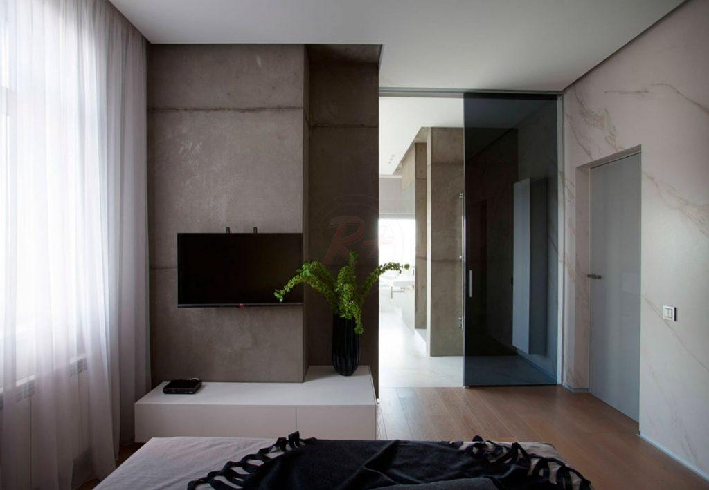 Фото №3 ванной комнаты. Автор проекта: Валерия Завгороднева, дизайн-студия Futurum-Fractal