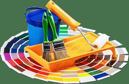 как делать выкрасы