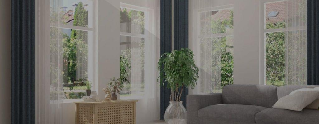 Металлоплатиковые окна (иллюстрация №1)