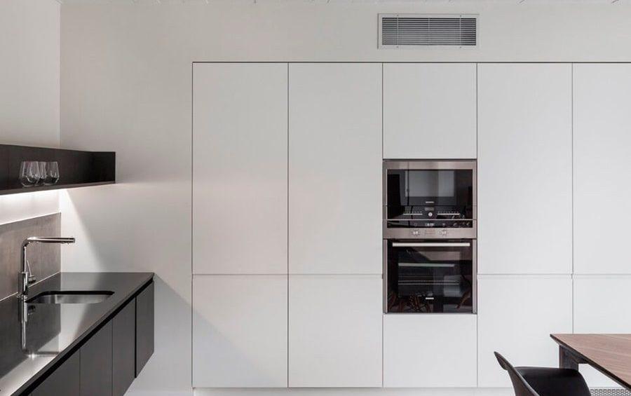 Вентиляционная решетка в интерьере (вентиляция в квартире)